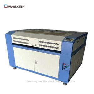 가죽 직물을%s 80W 100W 150W Laser 조각 기계 가격