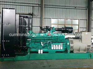 Kangms 1MW de puissance génératrice diesel moteur Cummins