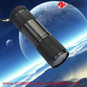 Lampe torche à LED haute puissance de feu de torche lampe de poche portable