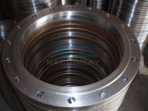 Flangia del acciaio al carbonio di Ss400 14inches 126j 5K