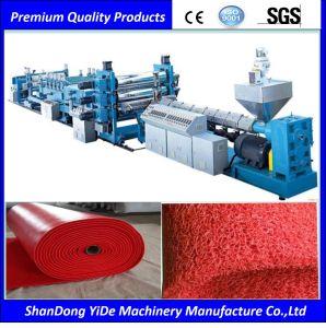 PVCコイルのマットの機械装置