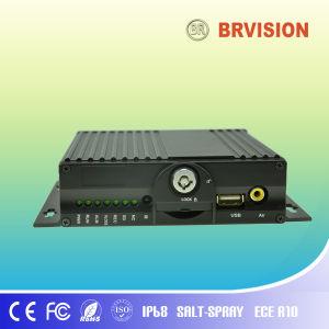 4 CH Sd Card Mobile DVR für Schwer-Aufgabe