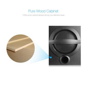 Новые поступления 2.1 HiFi звука домашнего кинотеатра сабвуфер цвет индикатора освещения производителем гарнитуры Bluetooth