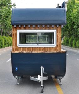 Новейшие быстро Hot Dog торговые автоматы продовольственной Ван/тележки с возможностью горячей замены при послепродажном обслуживании
