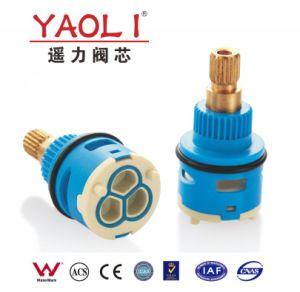 22mmのダイバーターの3つの機能(YLD22-01)の陶磁器のバルブ・コア
