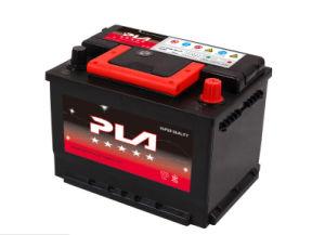 Euro Standard Mf étanche au plomb acide de batterie de voiture Rechargeable 60Ah