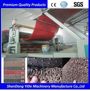 PVCコイルのマットの生産単位