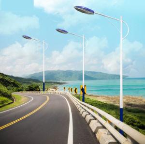 Indicatore luminoso di via solare della nuova di 15W LED della lampada 40ah batteria del gel