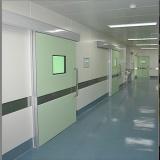 Hfa-0016病院の自動ドアの気密のドア(HF-K44)