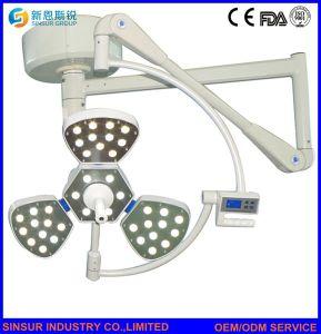 花弁のタイプLED Shadowless軽く調節可能なLEDの外科操作ランプ