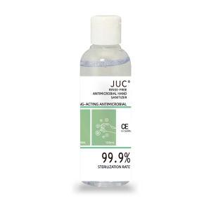 Sanitiers Juc main sans l'alcool, doux et les gels antiseptiques Non-Irritating désinfectant, 100ml, 1 Pack