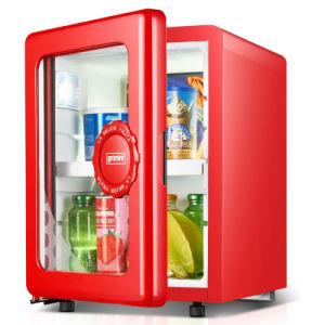20 litros refrigerador compacto mini nevera, casas, dormitorios
