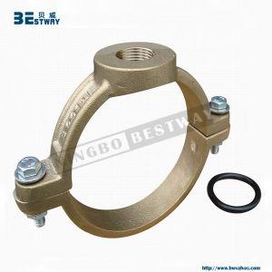 Os Tirantes de sela aparafusada bronze/braçadeiras de fixação em bronze/Selins Auto-atarraxantes Bronze