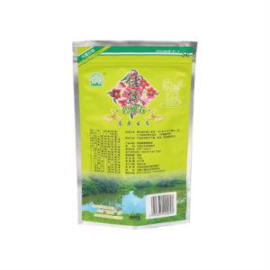 El papel de aluminio Self-Sealing personalizada bolsa de plástico bolsas de embalaje de alimentos