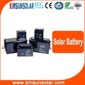 100AH 150AH 200Ah batterie solaire pour le système d'alimentation solaire
