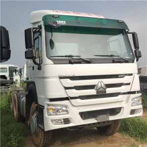 Hot Sale Brand New Sinotruk chinois HOWO camion tracteur 6X4 avec 371HP et moteur de 420hp
