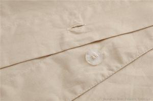 Home Sequin decorativos têxteis bordados puxador de seda luxuosa roupa de cama de algodão definidos