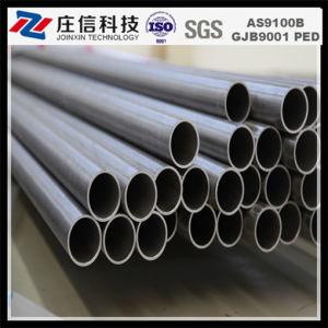China preço de fábrica de liga de titânio soldados sem tubo de titânio puro