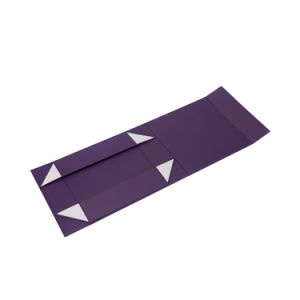 고품질 주문 선물 장방형 접히는 종이 포장 상자