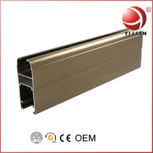 Perfil de alumínio de extrusão para boa qualidade de janela para o Mercado Europeu