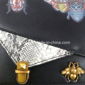 Mesdames Fashion Designer seul sac à bandoulière en cuir personnalisée en usine les femmes des sacs à main