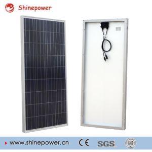 Excelente preço com boa qualidade de 130W-150W Módulo Solar de polietileno.