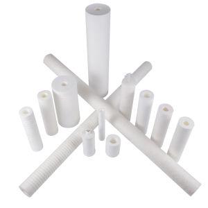 Cartucce di filtro dall'acqua per il sistema del filtro da acqua di trattamento delle acque del depuratore di acqua e