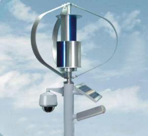 400W Turbine éolienne à axe vertical pour la caméra du générateur
