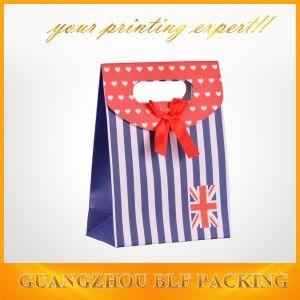 Свадебный подарок бумаги мешок (BLF-PB069)