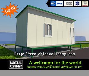L'aide gouvernementale durable maison préfabriquée modulaire simple