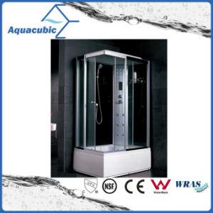 完了しなさいマッサージの緩和されたガラスのコンピュータ化されたシャワー室(AS-K36)を