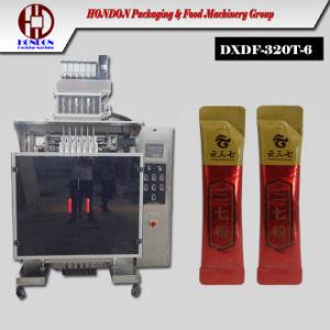 Sanchi automática en polvo de la bolsa de stick de alta velocidad de la máquina de embalaje (F-320T)