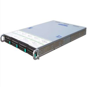 1u Hot Swap Server Case/4 HDD Bays/SATA와 Sas Interface 또는 Database
