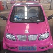 Mini Coche eléctrico coche eléctrico Four-Wheel cuatro adultos