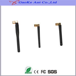 SMA R/a ficha da antena de borracha GSM GSM a antena exterior