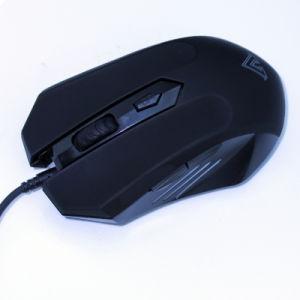 Lase jeu de la souris filaire pour ordinateur