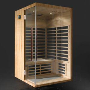 Sauna portatile di Infrared lontano di nuovo disegno 2015, stanza di Infrared di sauna