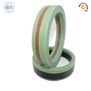 A Vee acondicionadas em plástico de engenharia ou de PTFE/material Teflon