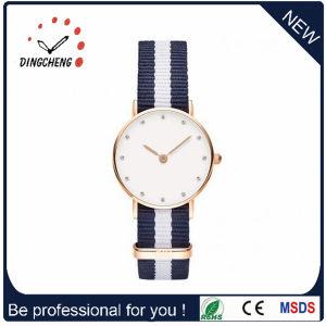 Senhora 36mm marca Bracelete Crystal Watch (DC-1234)