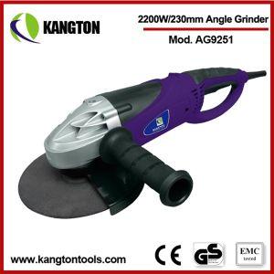 230mm 2200W FFU bon meuleuse d'angle avec certificat CE électrique