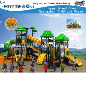 De openlucht Grote Apparatuur hD-Tsg005 van het Spel van de Dia van de Kinderen van de Speelplaats