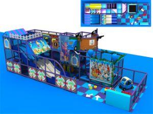 Terrain de jeux intérieur doux pour les enfants multifonctionnelle de matériel pour supermarché (ST1404-11)