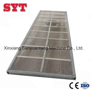 Syz-520 pantalla de vibración lineal