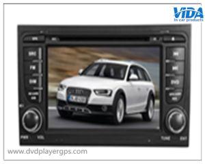Audi A4를 위한 2 DIN Car DVD Player