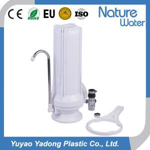 Einzelne Stufe-Table-Top weißes Wasser Filter-1