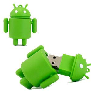 Disco Flash USB personalizado Andriod Regalo USB USB personalizadas baratas