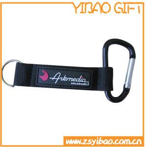 Cordón corto con mosquetón llavero (YB-LY-05)