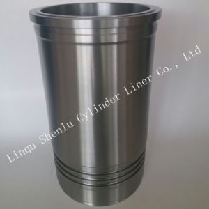 幼虫3406/2W6000/197-9322/7W3550に使用する合金の鋳鉄のエンジン部分シリンダー袖