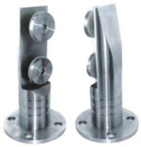 China Fornecedor da barreira de vidro em aço inoxidável Baluster (FS-5306)