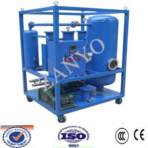 Filtración de aceite del transformador